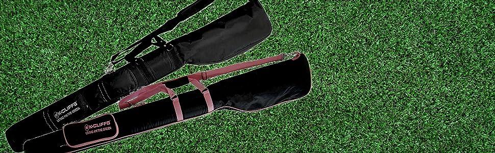 kcliffs sunday golf bag