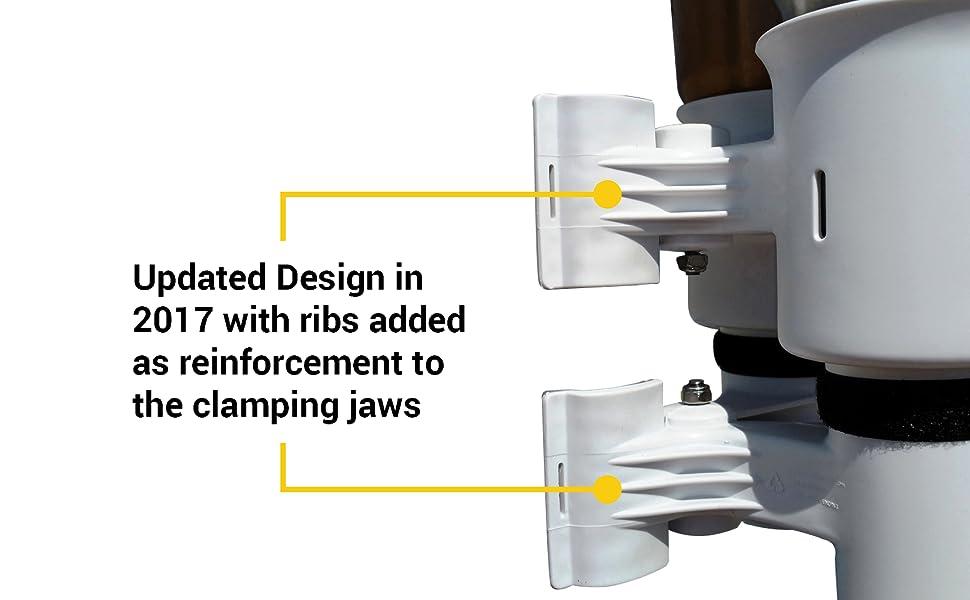 updated design