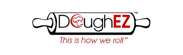 dough ez logo pastry rolling system