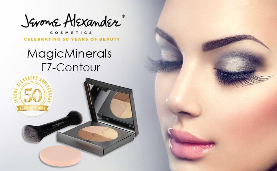 Magic Minerals EZ-Contour, Celebrating 50 Years of Beauty