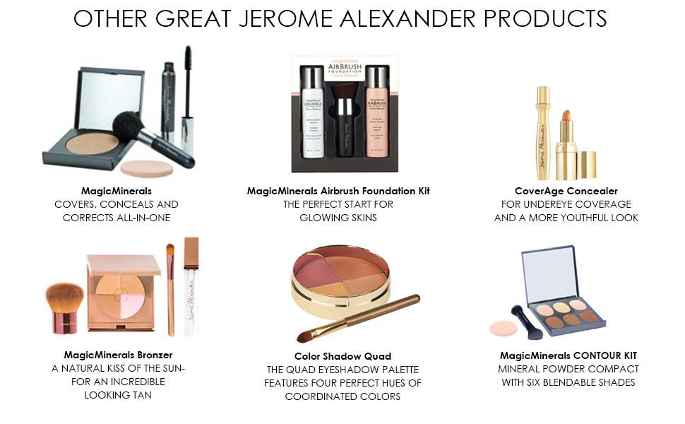 Other Great Jerome Alexander Products