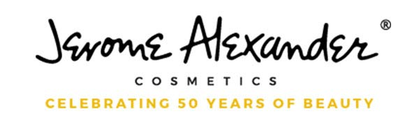 Jerome Alexander Cosmetics, Celebrating 50 Years of Beauty