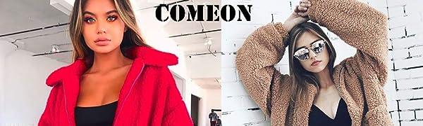Elegant Faux Fur Coat Women 2018 Autumn Winter Warm Soft Zipper Fur Jacket Female Plush Overcoat