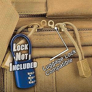 Luggage, Lock, TSA, Secure, Rifle, Bag, Travel, Combination, Airport, Range, Disabled, Security
