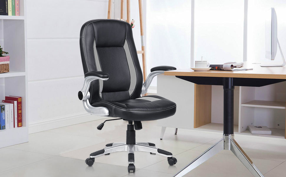 Office Chair PU Leather Executive Chair
