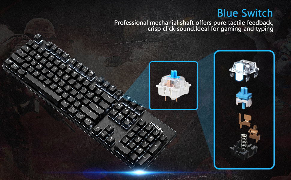 Mechanical Gaming Keyboard