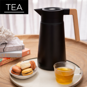 Brew Steep Hot Tea Double Walled Thermal Carafes
