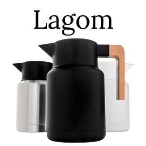 Lagom 50oz 1.5L Thermal Carafe