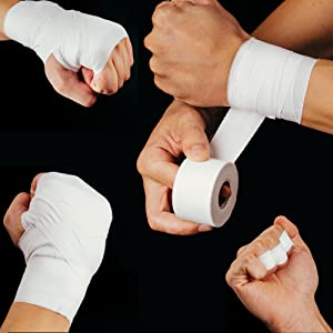 Athletic Tape uses