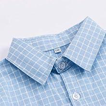 Little & Big Boys' Button Down Shirt 18M-14 Years