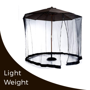 Light-weight Mosquito Net