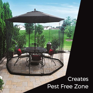 Create pest free zone