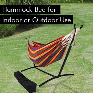 Indoor Outdoor Hammock Bed