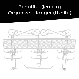 Beautiful Jewelry Organizer Hanger
