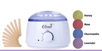 waxing kit for women hair wax hard gigi home warmer heater removal kits hot Wax Warmer bean beans