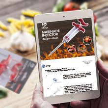 Ofargo ebook PDF contains  use instructions bbq grill tips various recipe secrets