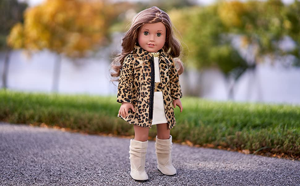18 inch doll clothes for American Girl Doll