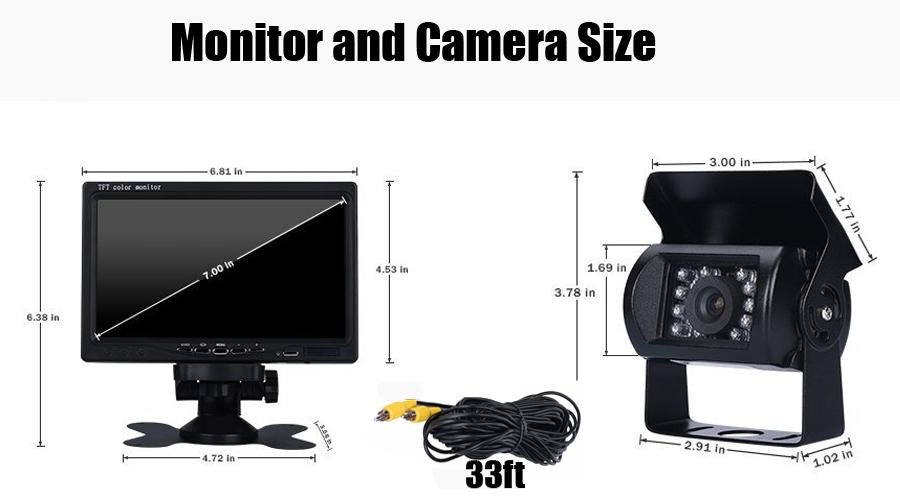 Amazon.com: Camecho - Sistema de cámara de seguridad para ...