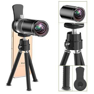 telephoto lens design