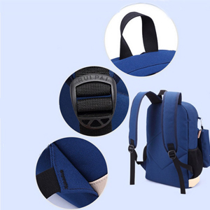 Good design for school and travel use. Handy design, more convenient for carrying