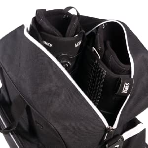 Athletico Weekend Boot Bag, Wide Opening