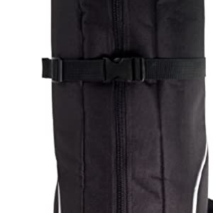 Athletico Black Diamond Trail Padded Ski Bag with Compression Straps