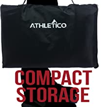 Athletico 15 Player Dugout Organizer with included storage bag