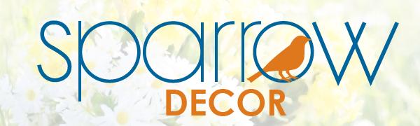 Sparrow Decor Logo