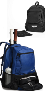 Athletico Premeir Two Racquet Tennis Racket Backpack