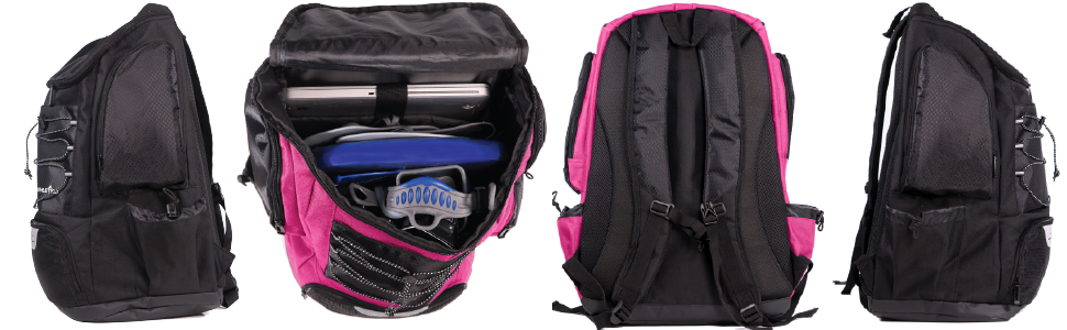 Athletico Swim Backpack with Laptop Sleeve