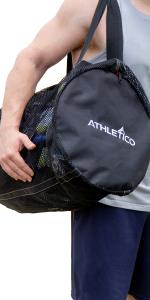 Athletic Mesh Dive Duffel Bag