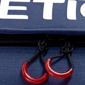 NO CATCH -- Industrial, EZ Glide Double Zippers amp; Fresh Air Vents
