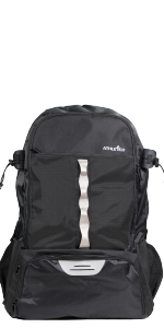 Athletico Attack Lacrosse Backpack