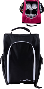 Amazon.com : Athletico Padded Golf Travel Bag - Golf Club ...