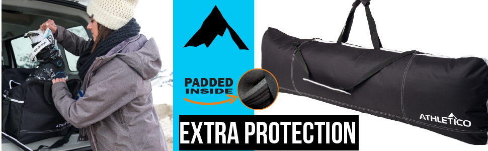 Padded Protection Throughout