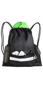 Athletico Drawstring Ball Bag
