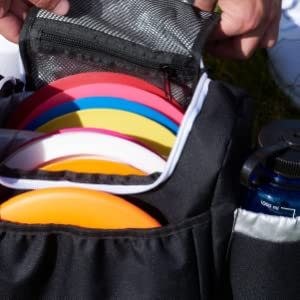 Amazon.com: Athletico Disc - Bolsa de golf para Frisbee Golf ...