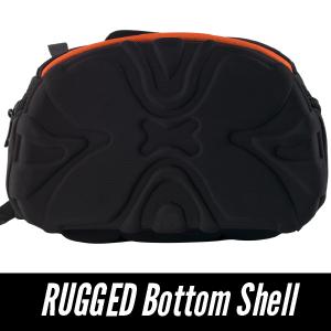 Rugged Tools Trademan Tool Backpack Rugged Bottom Shell