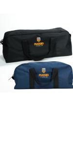 Rugged Tools 2 Piece Tool Bag Set