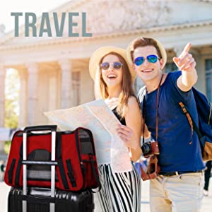 pet comfort travel airline approved premium quality