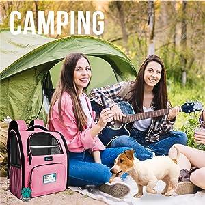 pet dog cat camping beach picnic zipper panel openings