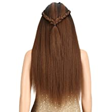 yaki straight free parting lace wigs