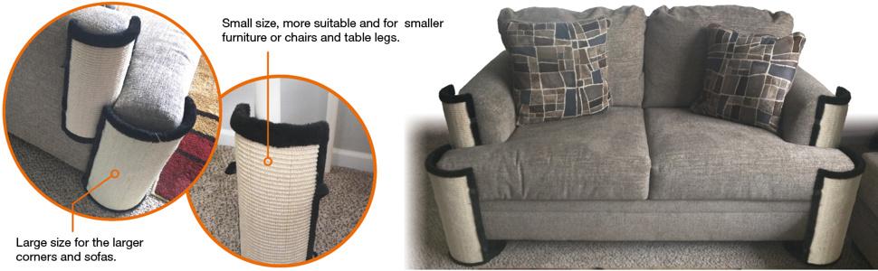 Amazon.com: PetLuv - Protector de muebles para sillas, sofás ...