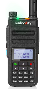 Amazon com: Radioddity GD-77 Dual Band Dual Time Slot DMR Digital