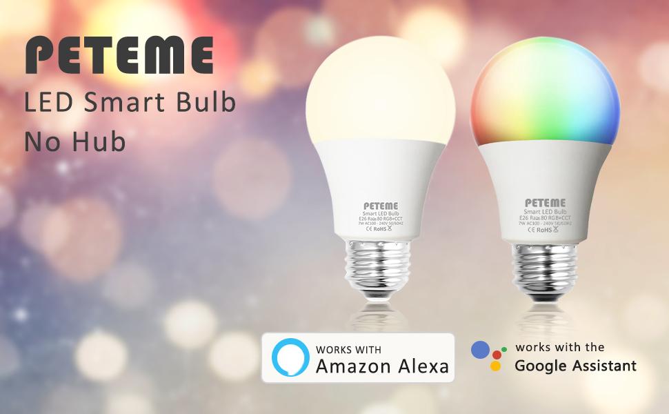 LED smart wifi bulb