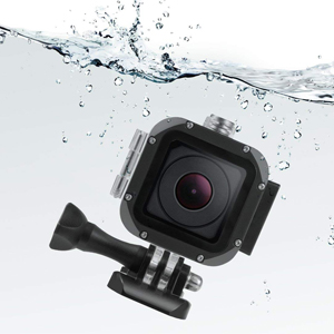Amazon.com : iTrunk Waterproof Housing Case for GoPro Hero 5 ...