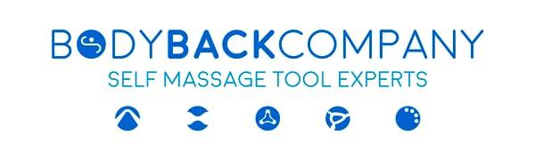Body Back Company, Massage Tools, Massage Tool Company, Self Massage Tools