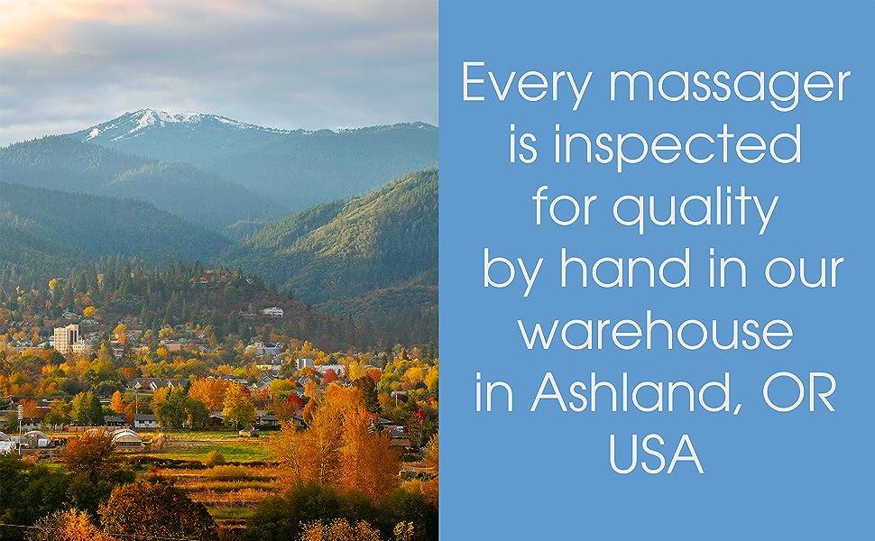 Ashland Oregon Company, Ashland Company, Local Oregon Companies, Oregon Massage Company