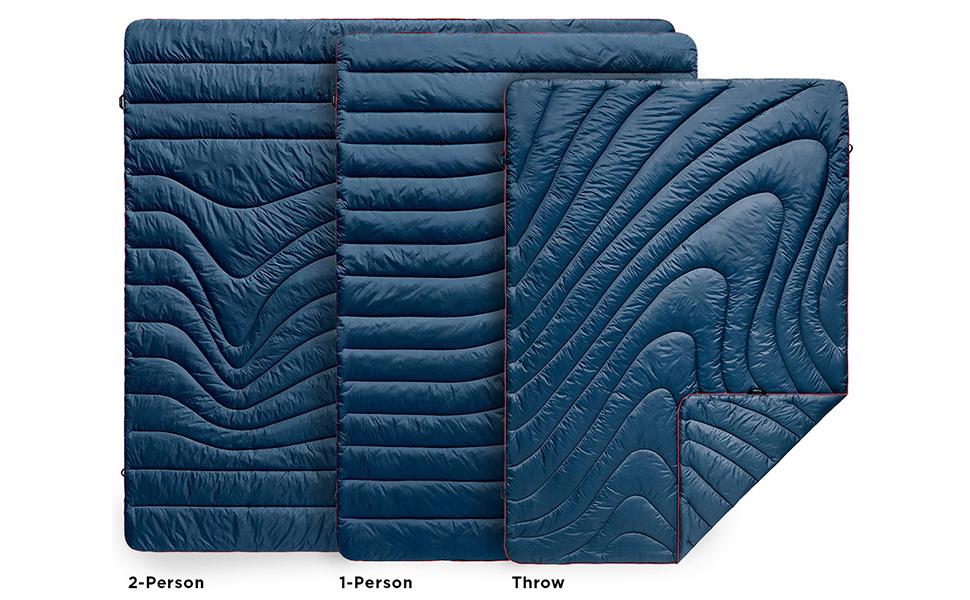 Original, Outdoor Blanket, Camping Blanket, Blanket, Rumpl