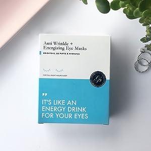 grace stella collagen eye mask